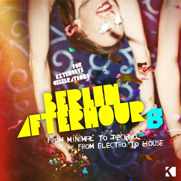 Berlin Afterhour, Vol. 8