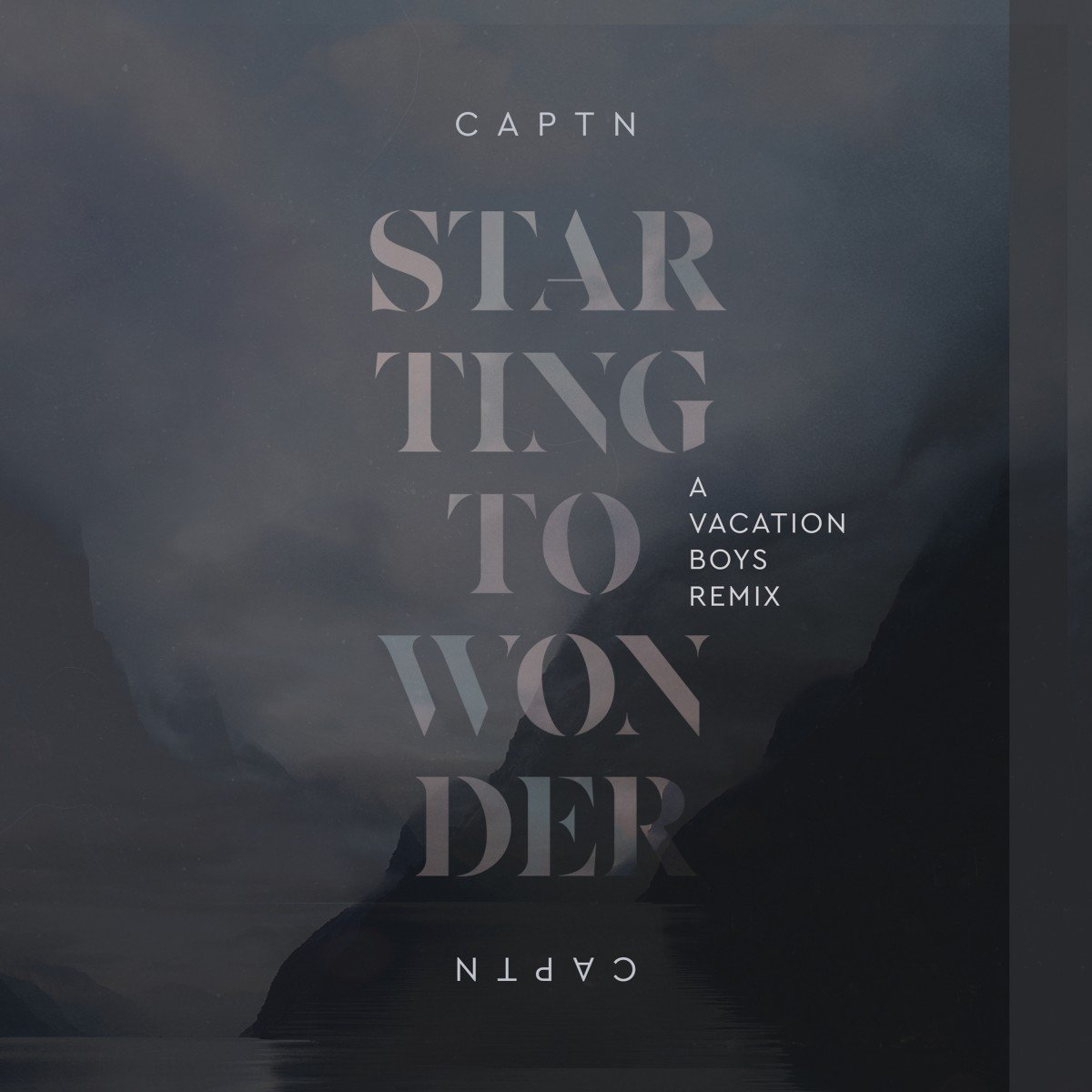 "CAPTN CAPTN ""Starting to Wonder"" (Vacation Boys Remix)"