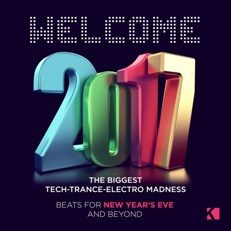 Welcome 2017! (Beats for New Year's Eve & Beyond)