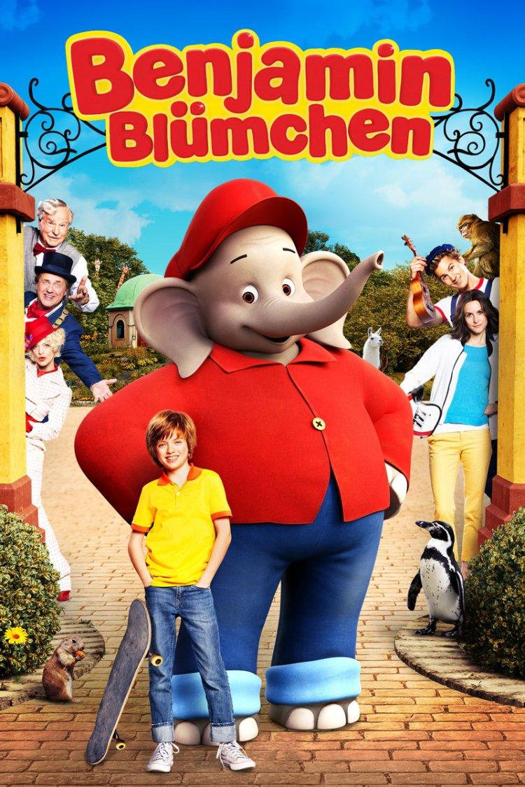 Benjamin Blümchen ab heute im Kino!