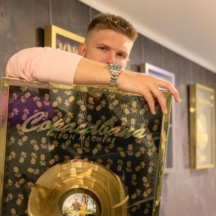 COPACABANA ist offiziell Gold in Deutschland!
