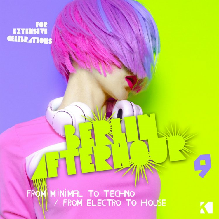 Berlin Afterhour, Vol. 9 (From Minimal to Techno / From Electro to House)