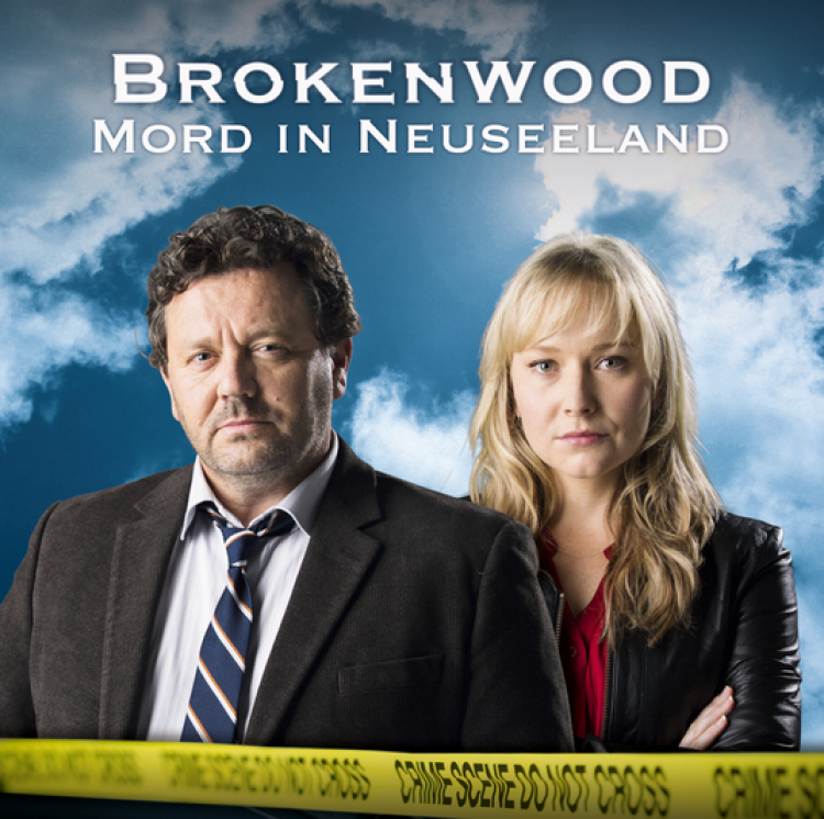 BROKENWOOD ab sofort in der ARD!