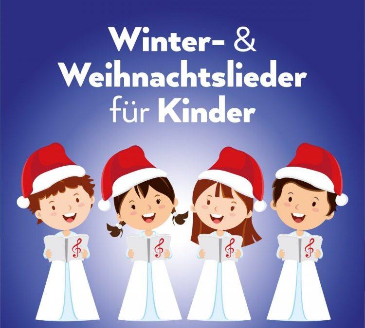 Winter- und Weihnachtslieder für Kinder