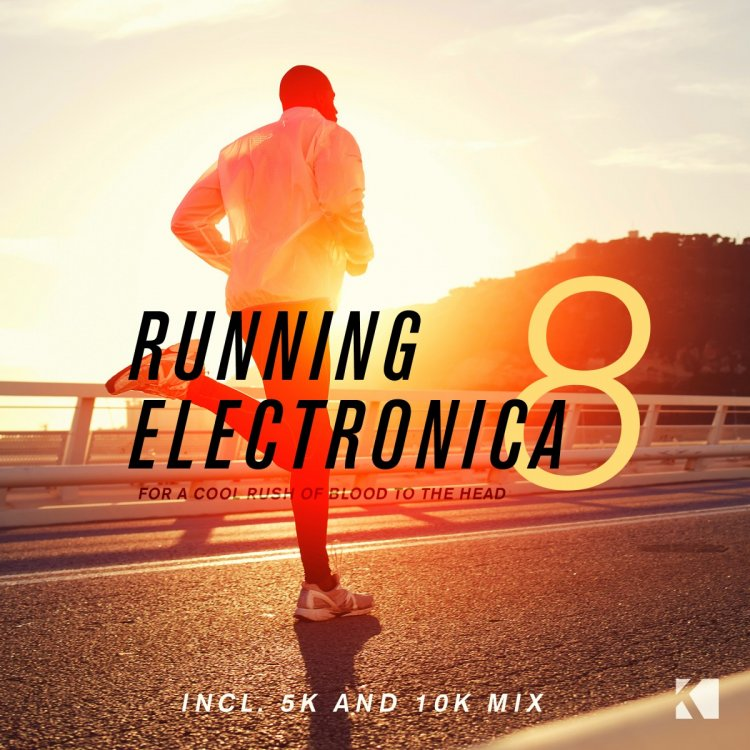 Running Electronica, Vol. 8 (For a Cool Rush of Blood to the Head)