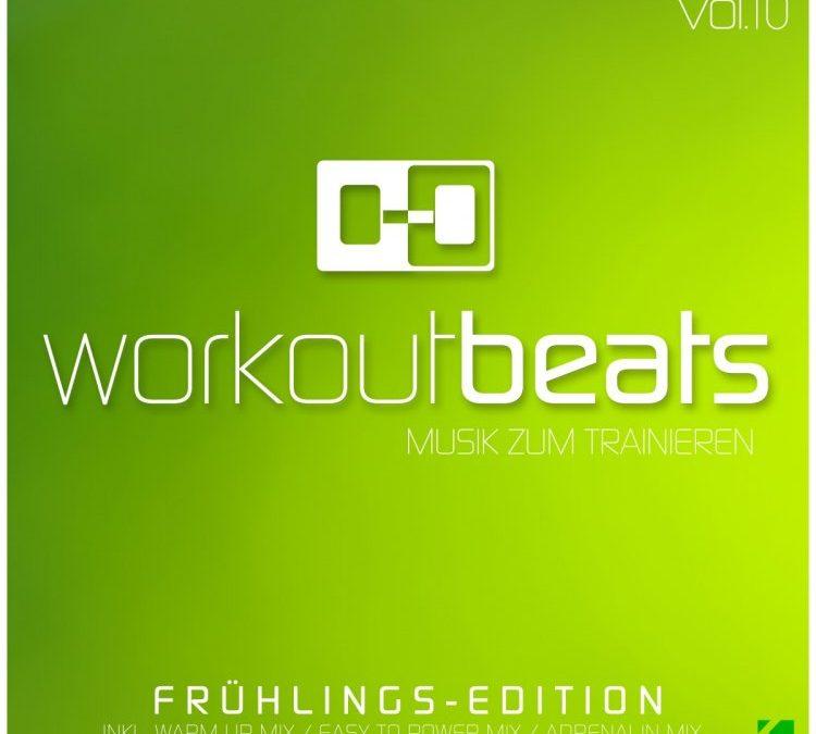 Workout Beats, Vol. 10 (Musik Zum Trainieren)