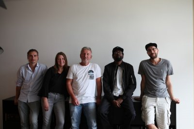 Afrob signed bei Kontor New Media