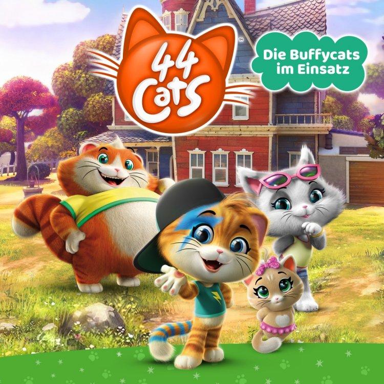 44 Cats startet ab sofort auf Super RTL