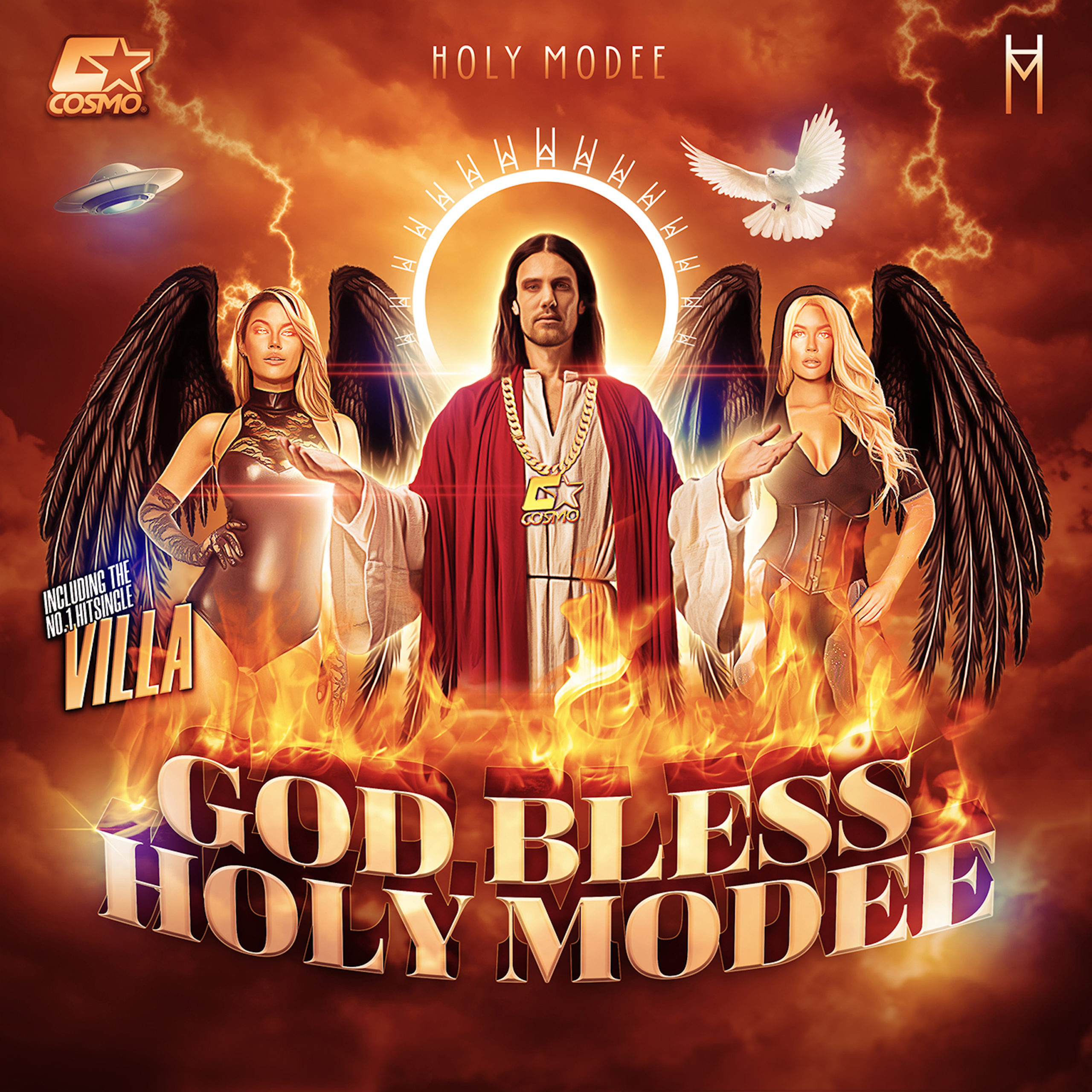 "Holy Modee Mixtape ""God Bless Holy Modee"""