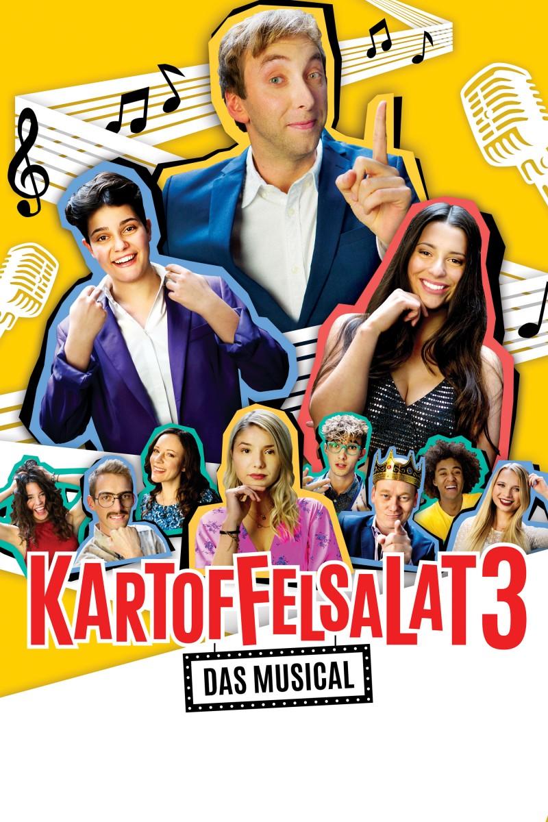 Kartoffelsalat 3 – Das Musical ab 30.01. im Kino