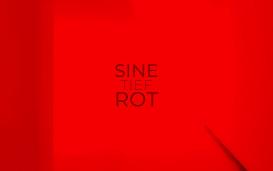 """SINE mit brandneuer EP """"Tiefrot"""""""