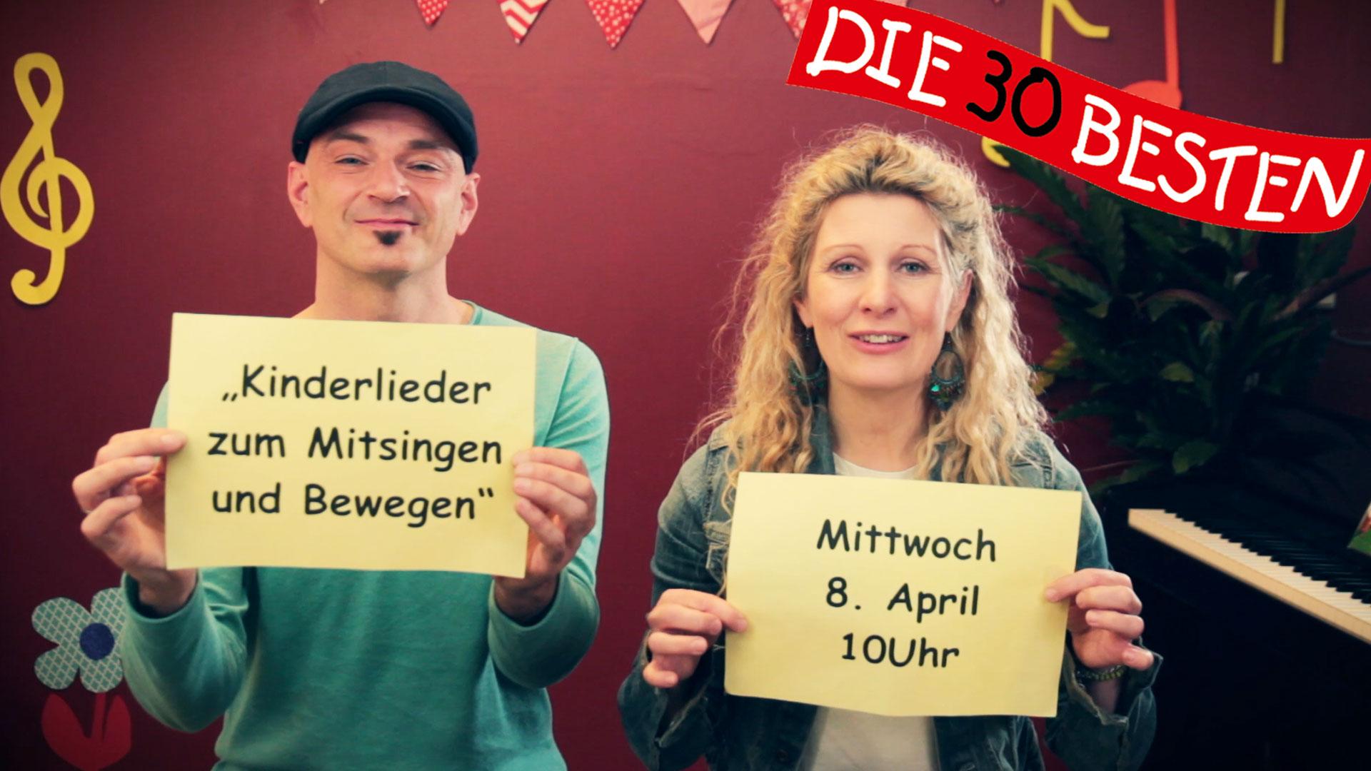 DIE MINI-MITMACH-SHOW FÜR KINDER