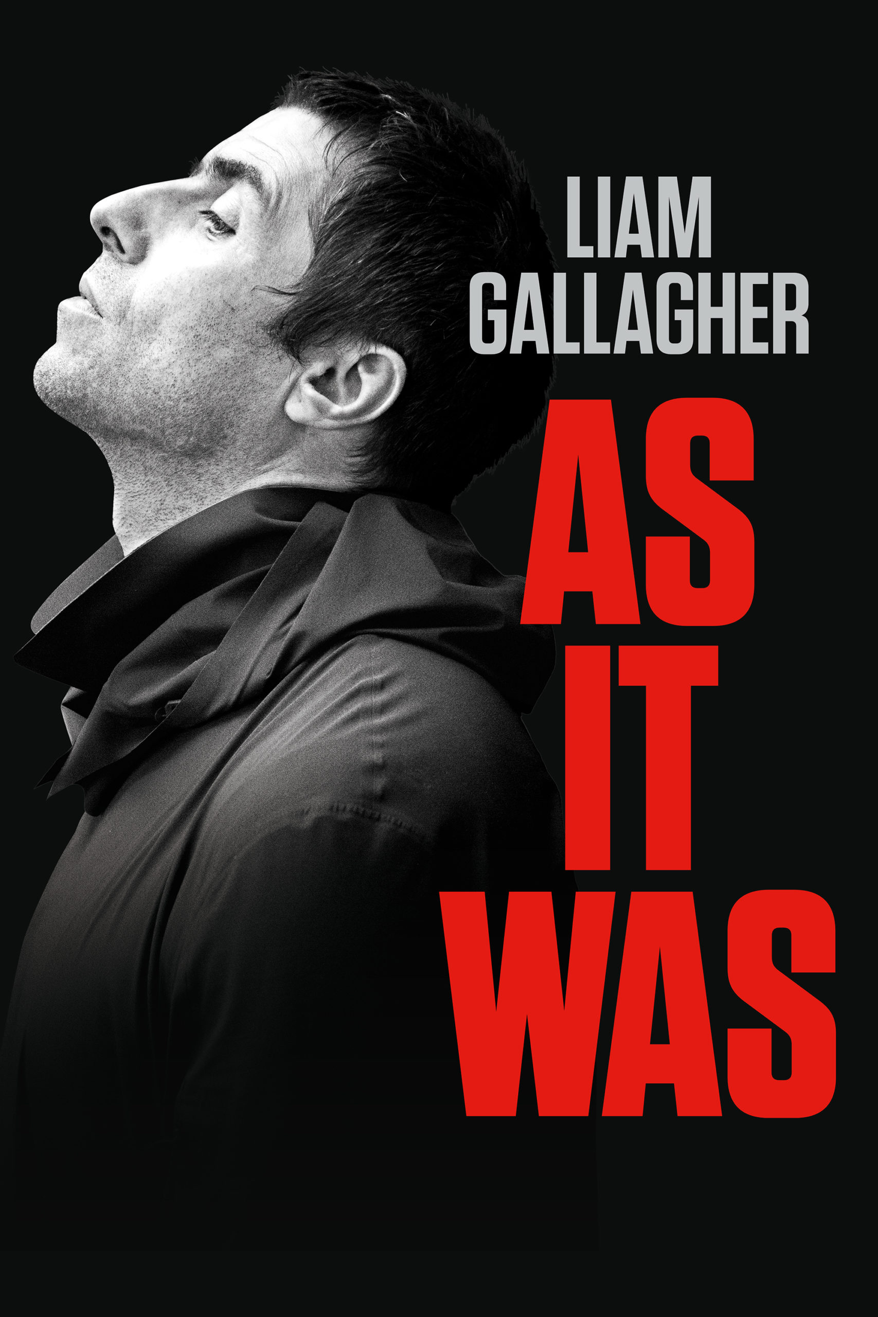 """Liam Gallagher: As it was"" ab 24.04. als Download"