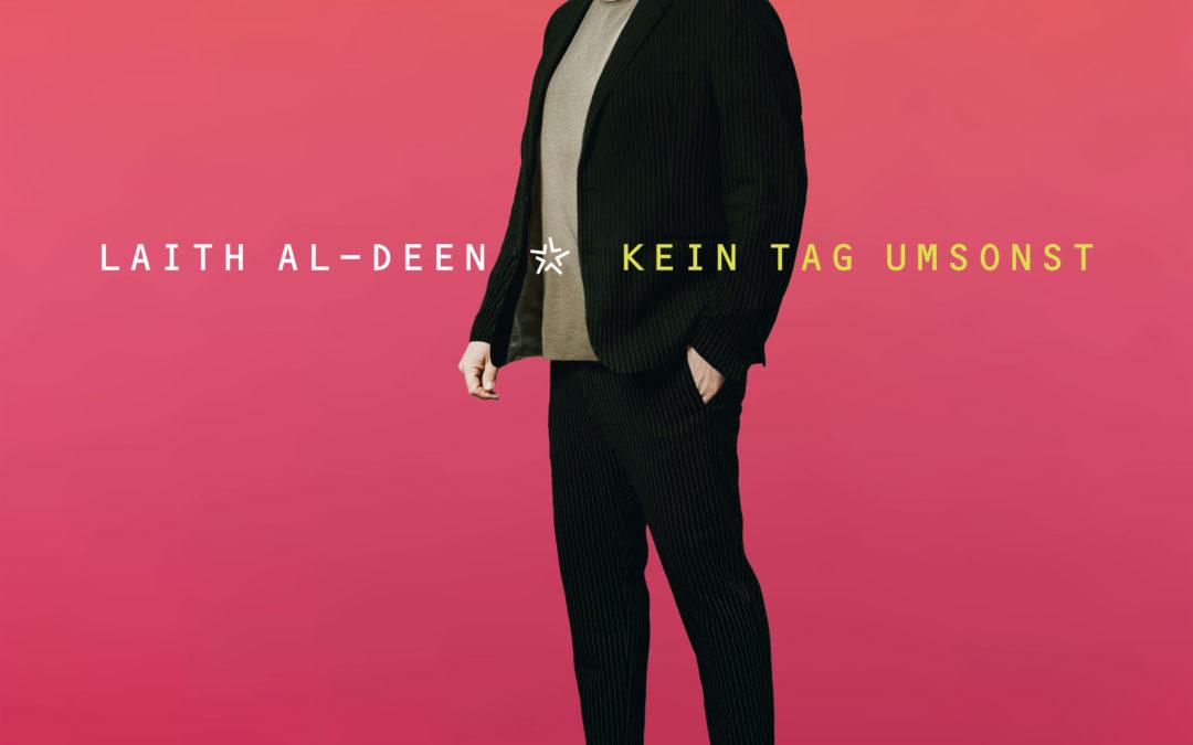 """Laith Al-Deen """"Glaub an dich"""""""