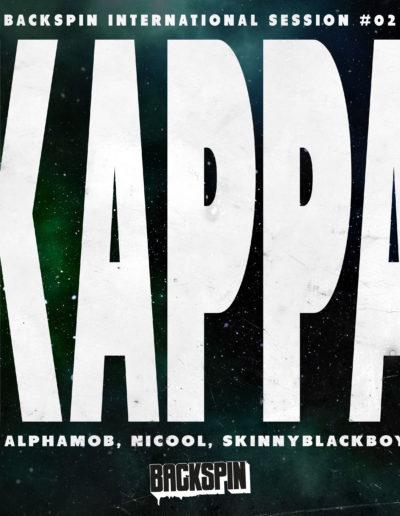 Skinnyblackboy, Alphamob & Nicool - Kappa