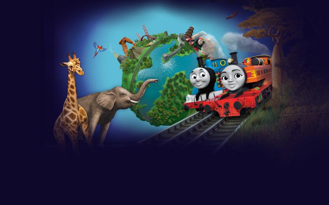 Thomas & Freunde – Große Welt! Große Abenteuer!