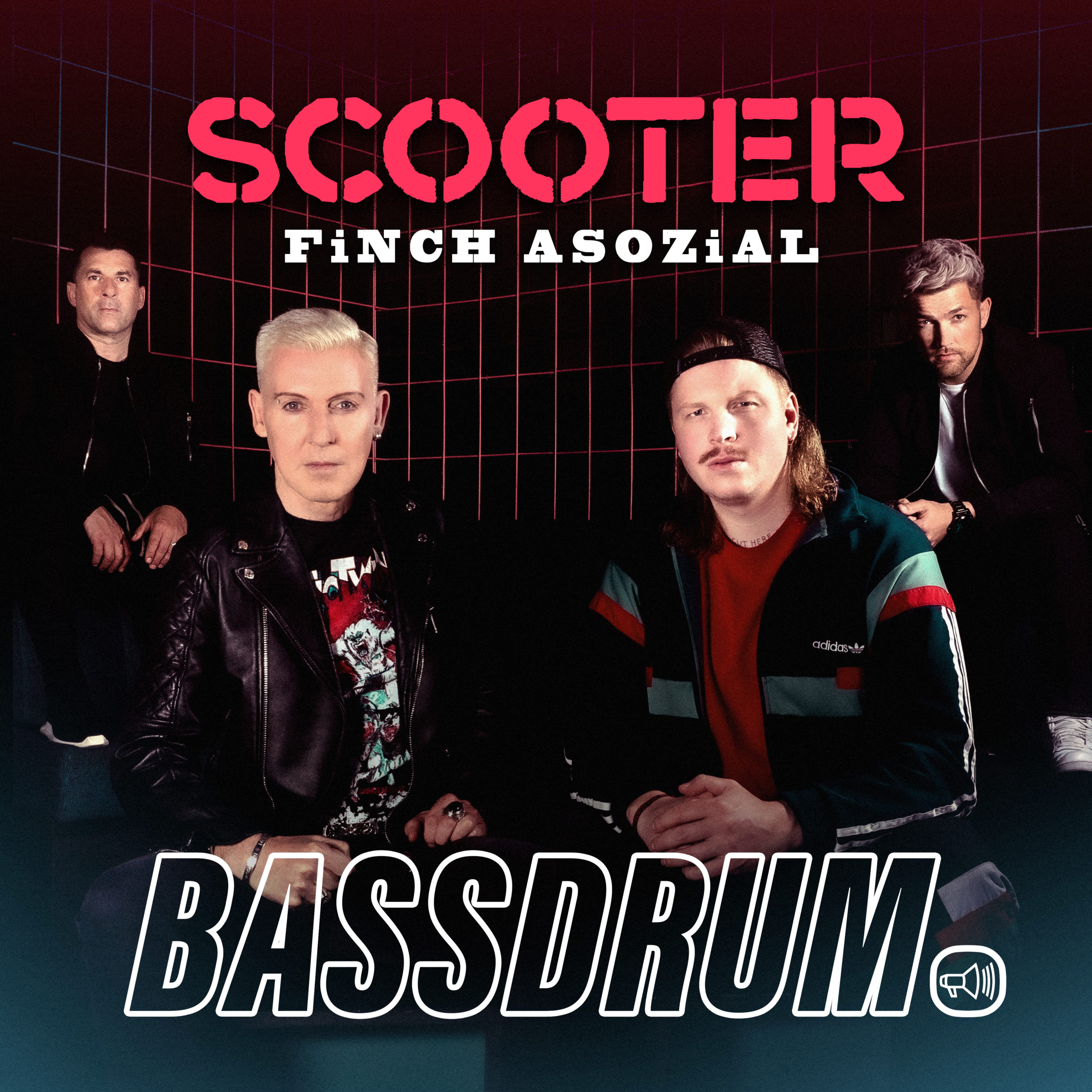 "Scooter & FinchAsozial ""Bassdrum"""