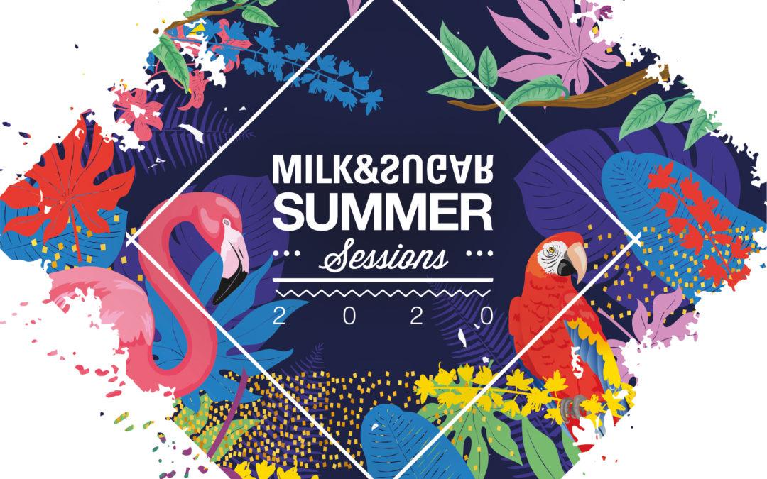 """Stimmungsaufheller: """"Summer Sessions"""" von Milk & Sugar"""