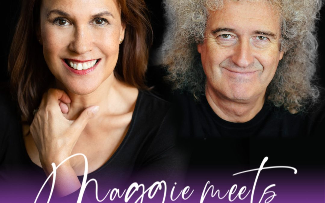 Maggie Meets : Brian May