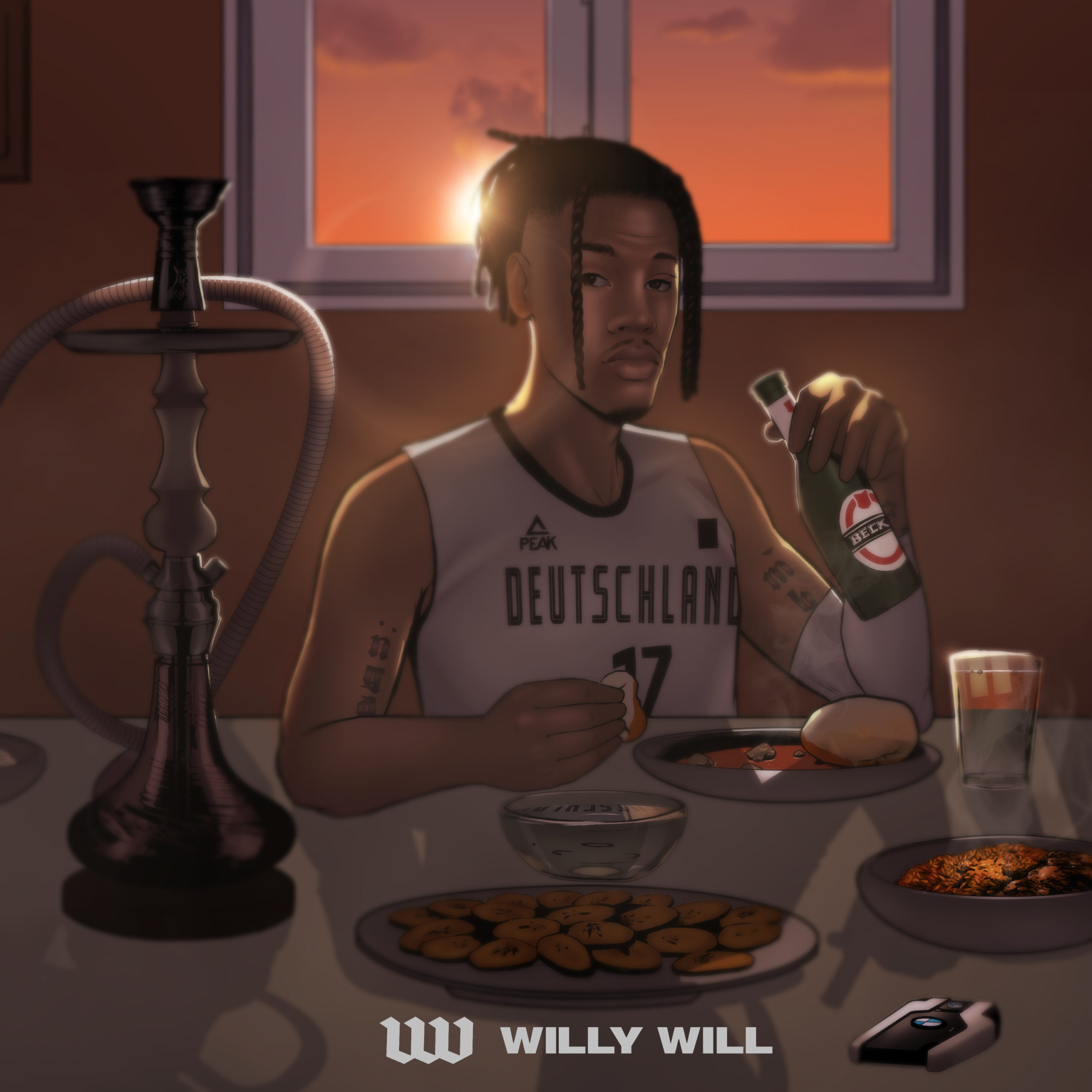 "Willy Will ""On God"""