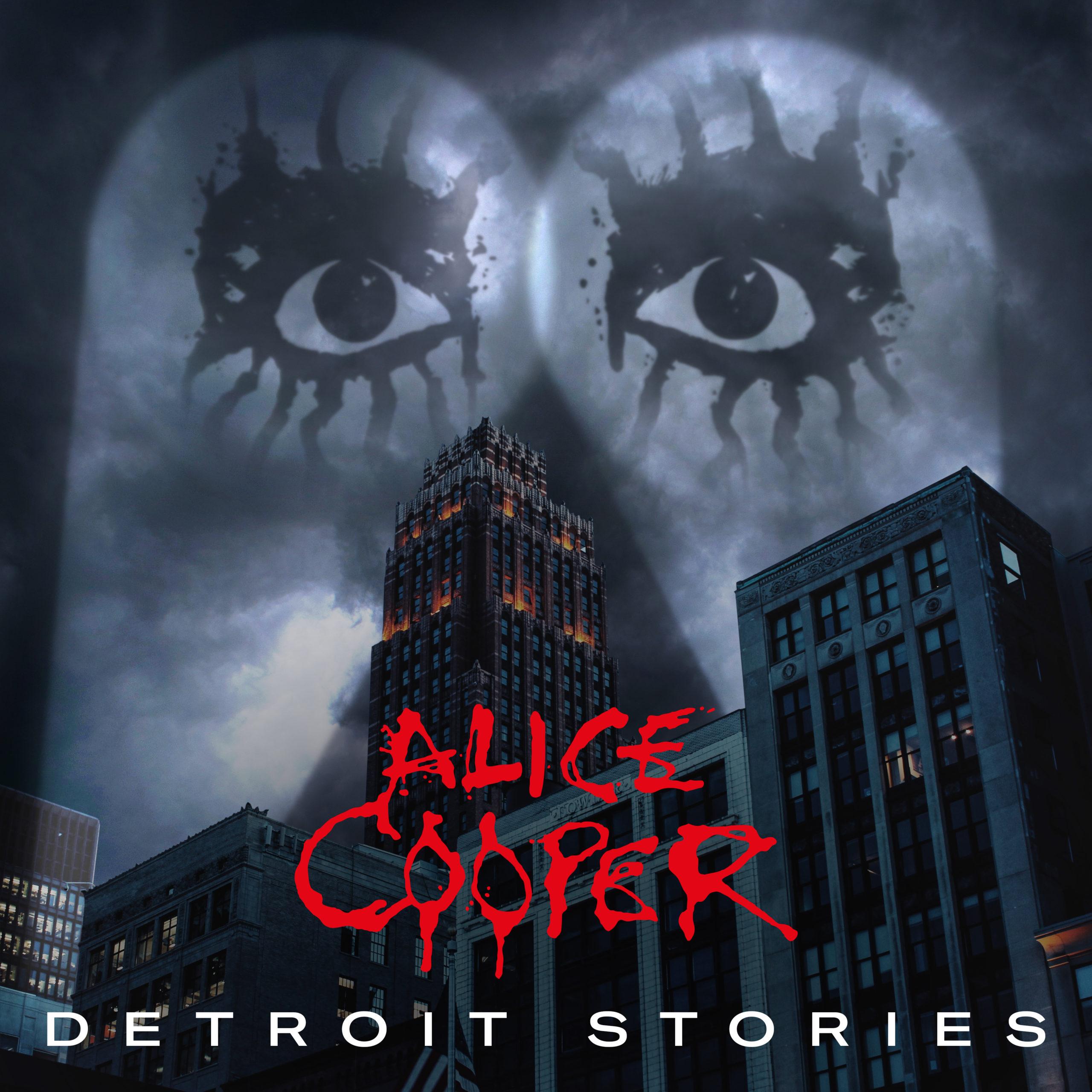 Alice Cooper auf Platz 1 der deutschen Albumcharts