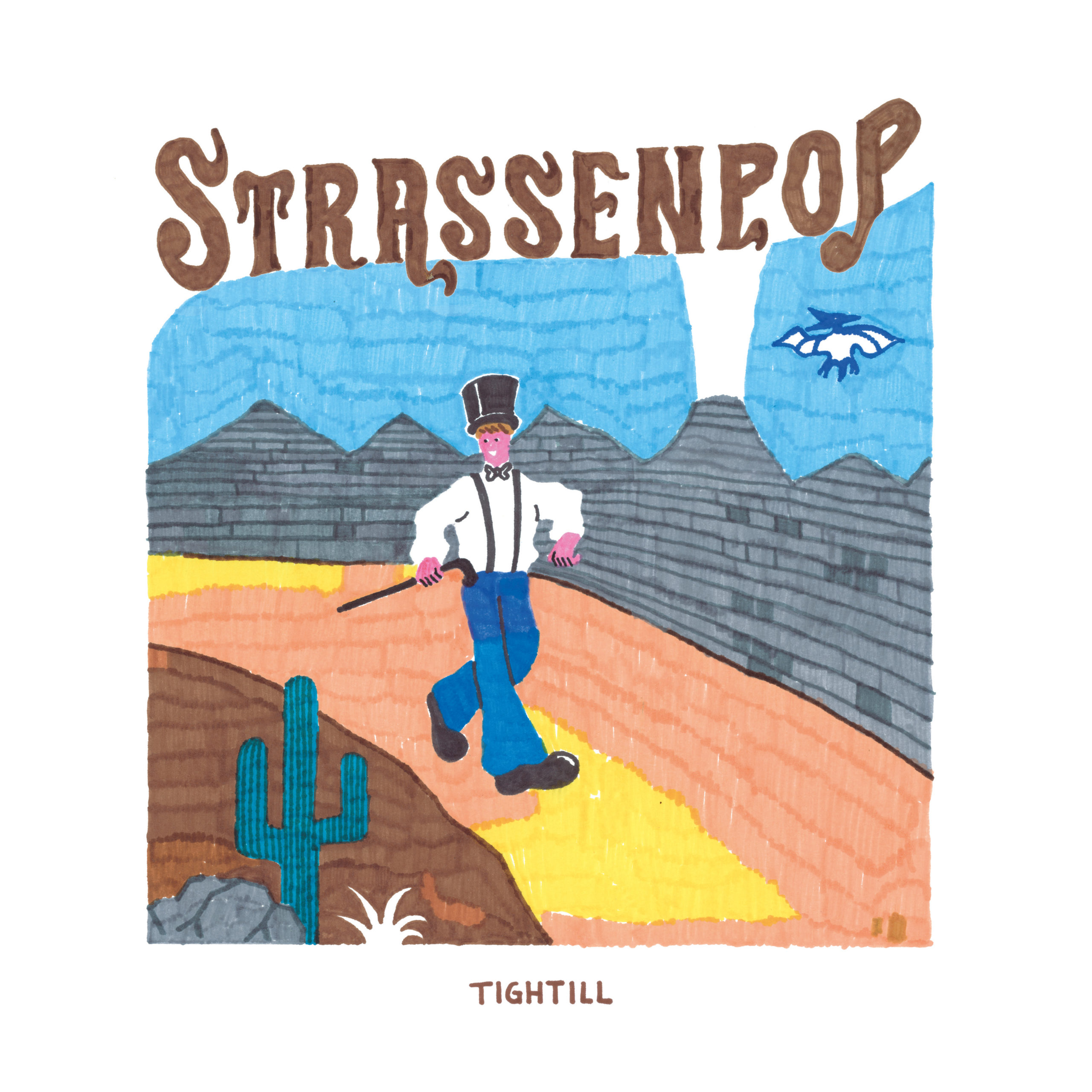 "Tightill Album Release ""Strassenpop"""