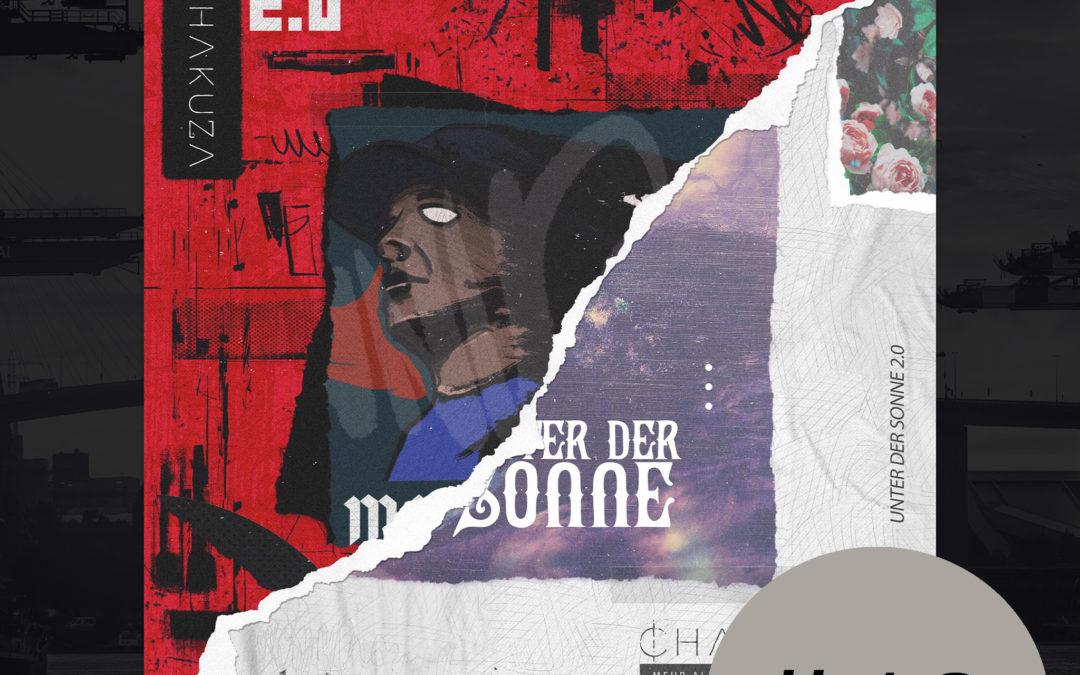 """Chakuza """"Unter der Sonne / Monster in mir 2.0"""" auf Platz #12 der Deutschen Album Charts"""