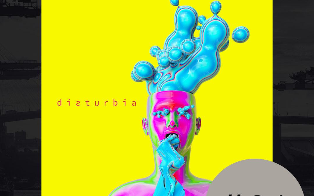 """Antiheld """"Disturbia"""" auf Platz 21 der offiziellen deutschen Album-Charts!"""