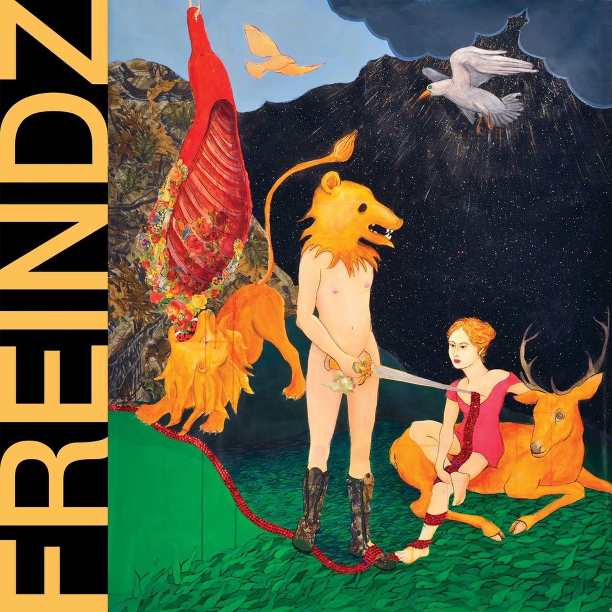 """FREINDZ """"High Times in Babylon"""" Album"""