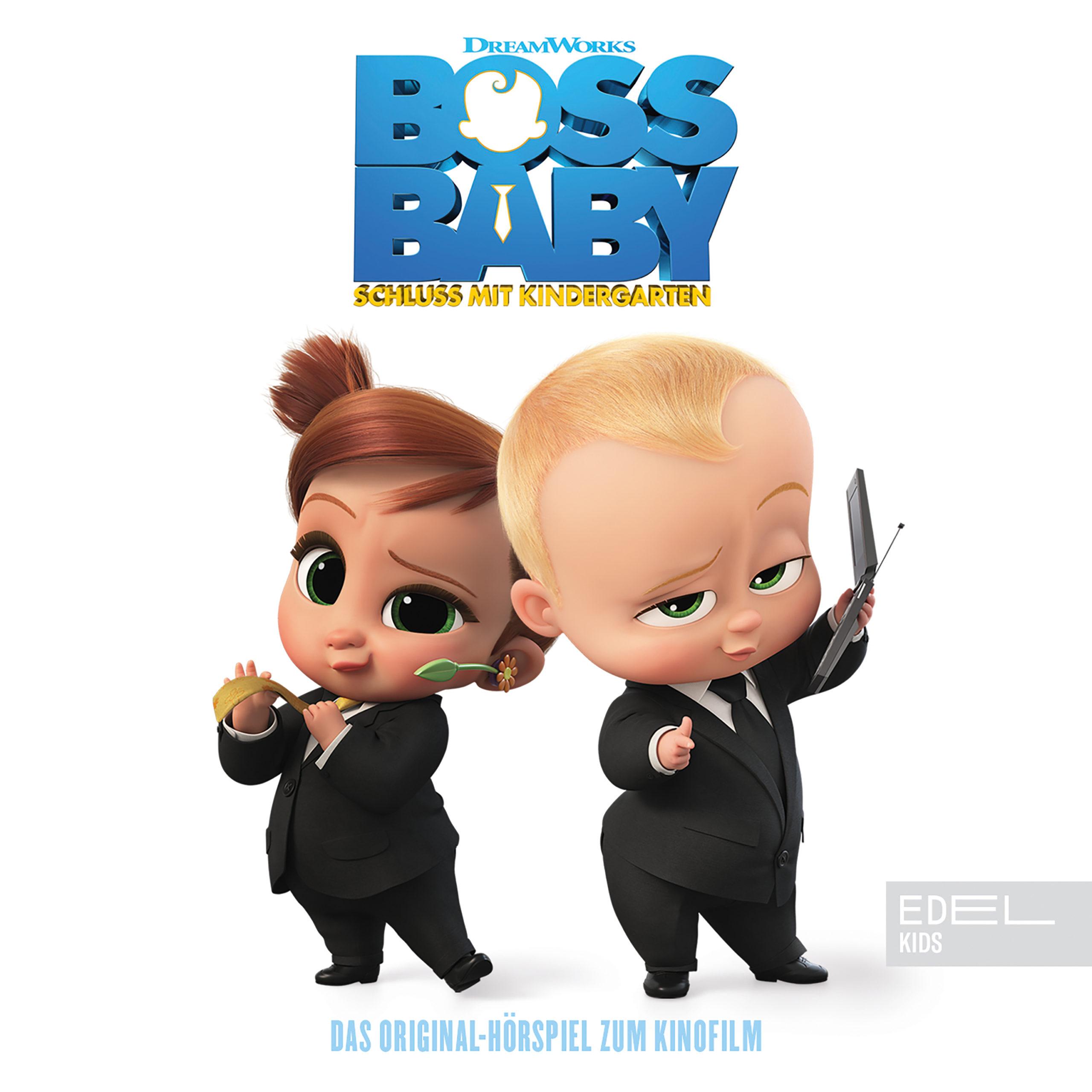 Boss Baby 2 – Schluss mit Kindergarten (Das Original Hörspiel zum Kinofilm)